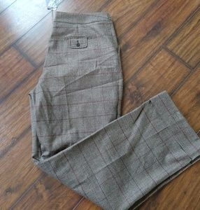 NWT Faconnable wool pants